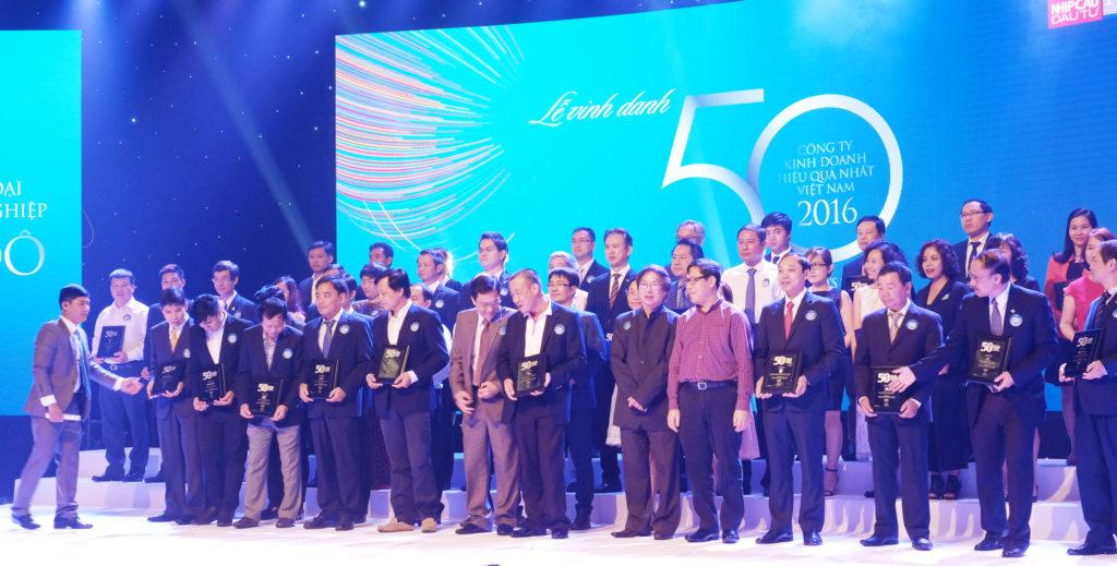 Khang Điền vinh dự được bầu chọn là Top 50 Công ty Kinh doanh hiệu quả nhất Việt Nam năm 2016. Find Home