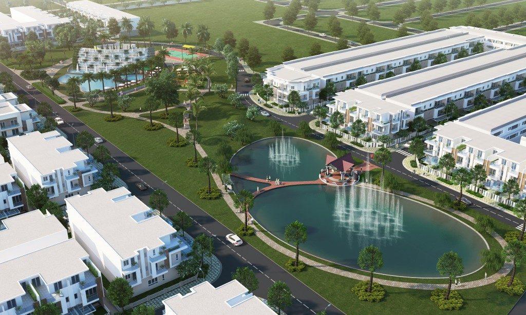 Dự án Melosa Garden đánh dấu mốc thành công của Khang Điền trong năm 2015 - 2016