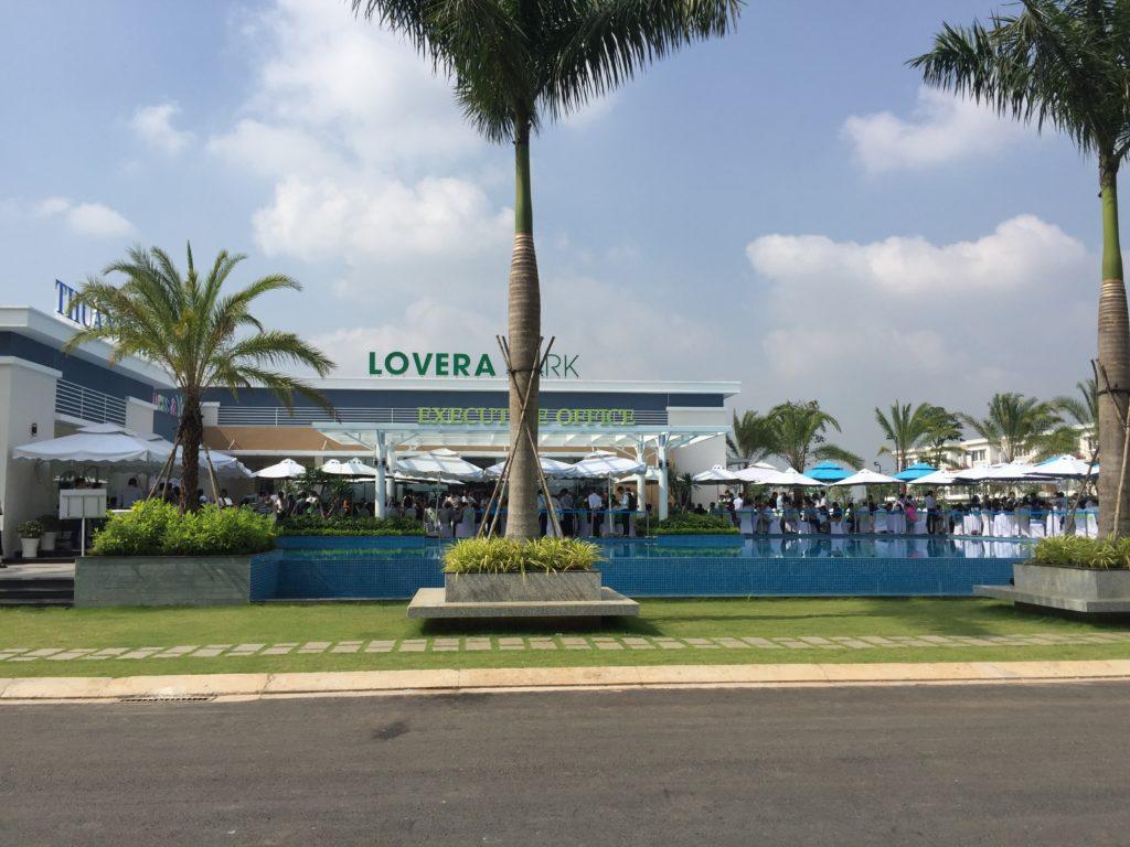 Lễ mở bán đợt 2 dự án nhà phố Lovera Park Bình Chánh vào ngày 10/12/2017