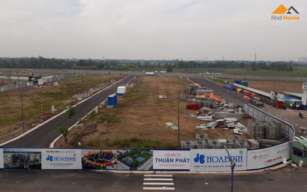 Block G - Dự án Nhà phố Lovera Park Bình Chánh