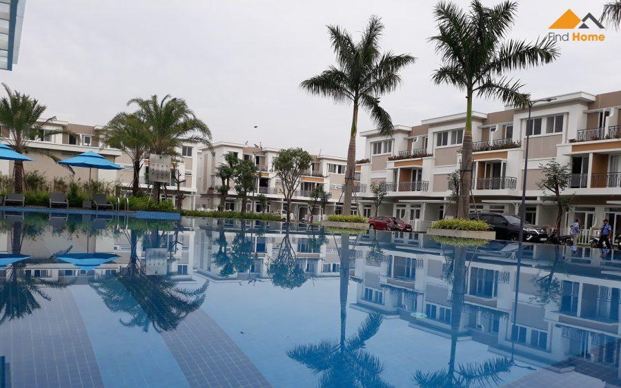 Hình ảnh thực tế dự án nhà phố Lovera Park Bình Chánh