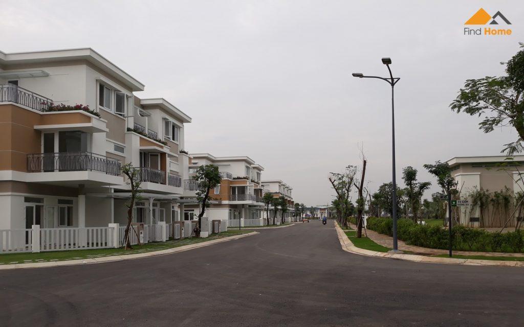 Block L - Nhà phố Dự án Lovera Park Bình Chánh