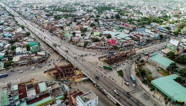 Dự án nút giao thông An Sương kết nối quận 12, huyện Hóc Môn, Củ Chi với trung tâm TP.HCM và giữa TP.HCM với tỉnh Tây Ninh.