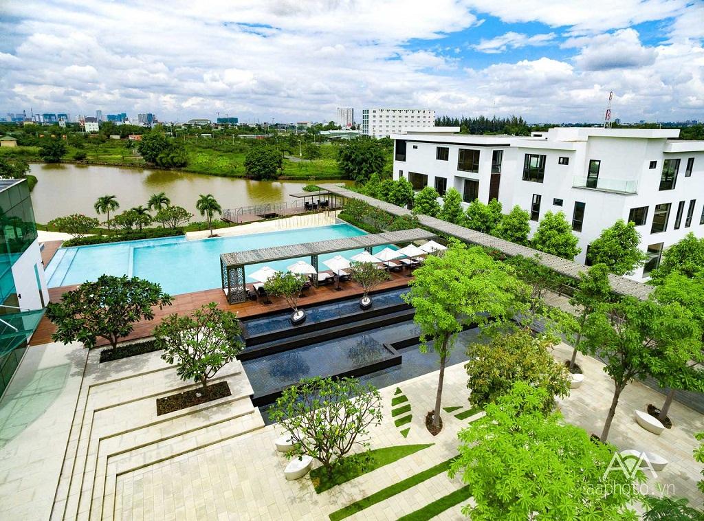 Dự án biệt thự cao cấp Lucasta Khang Điền hcm