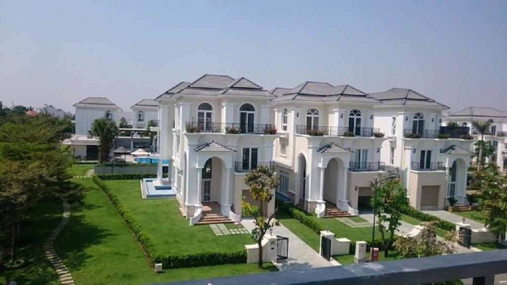 Dự án biệt thự cao cấp The Venica Khang Điền hcm