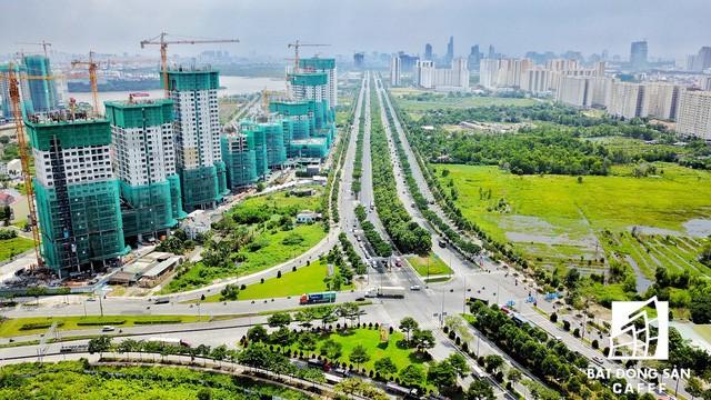 Việc triển khai các dự án giao thông lớn trong đầu năm 2018 giúp việc kết nối giao thông giữa các khu vực được thuận tiện.