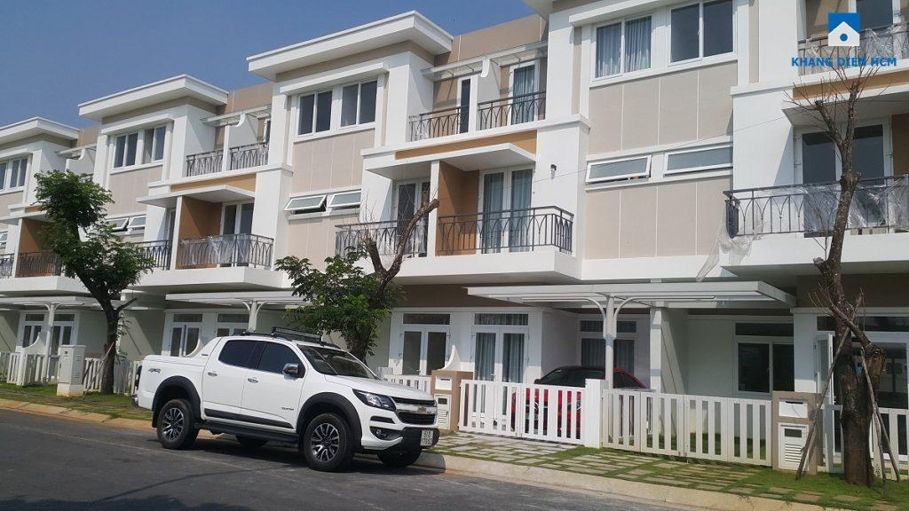 Một số khách hàng đã dọn về sinh sống tại Block H Dự án Lovera Park Bình Chánh. Ảnh: Khang Điền HCM