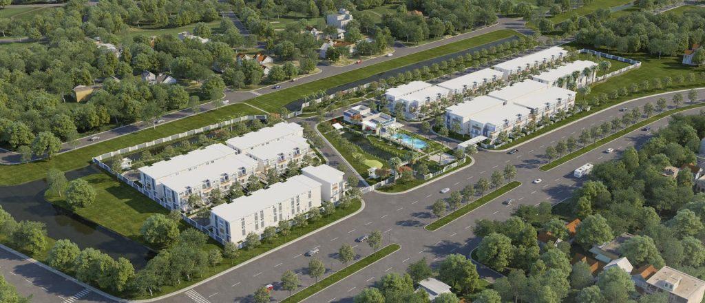 Phối cảnh dự án Rosita Garden Quận 9