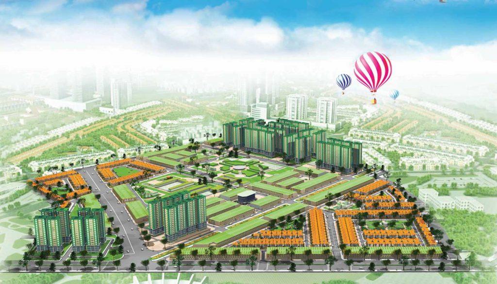 BCCI sở hữu những quỹ đất rộng hàng trăm hecta tại khu Tây và Nam Sài Gòn