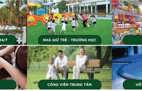 Tiện ích trong khu căn hộ Hermosa Khang Điền Bình chánh