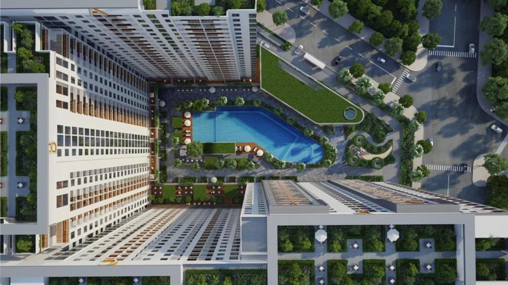 Phối cảnh dự án Jamila Khang Điền quận 9. Ảnh minh họa