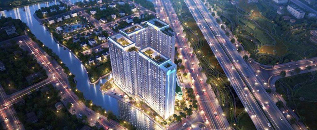 Phối cảnh dự án căn hộ Jamila Khang Điền Quận 9 - Khang Điền HCM