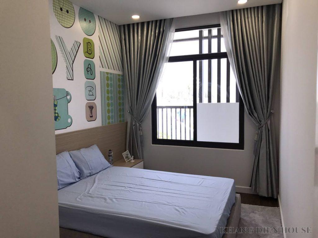 Phòng ngủ căn hộ dự án Jamila Khang Điền quận 9. Ảnh minh họa