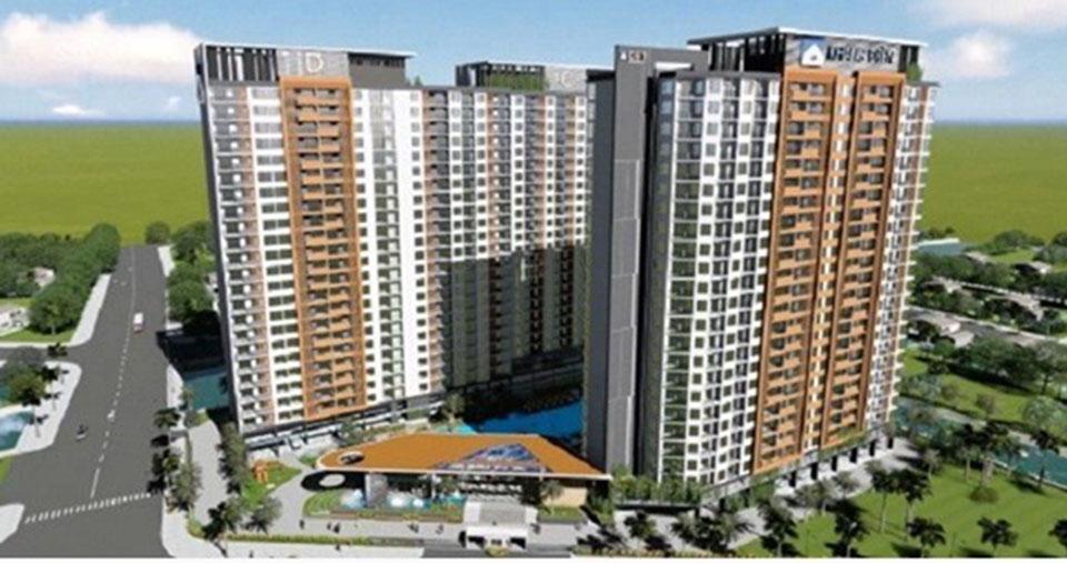 Phối cảnh dự án Sapphira Khang Điền quận 9