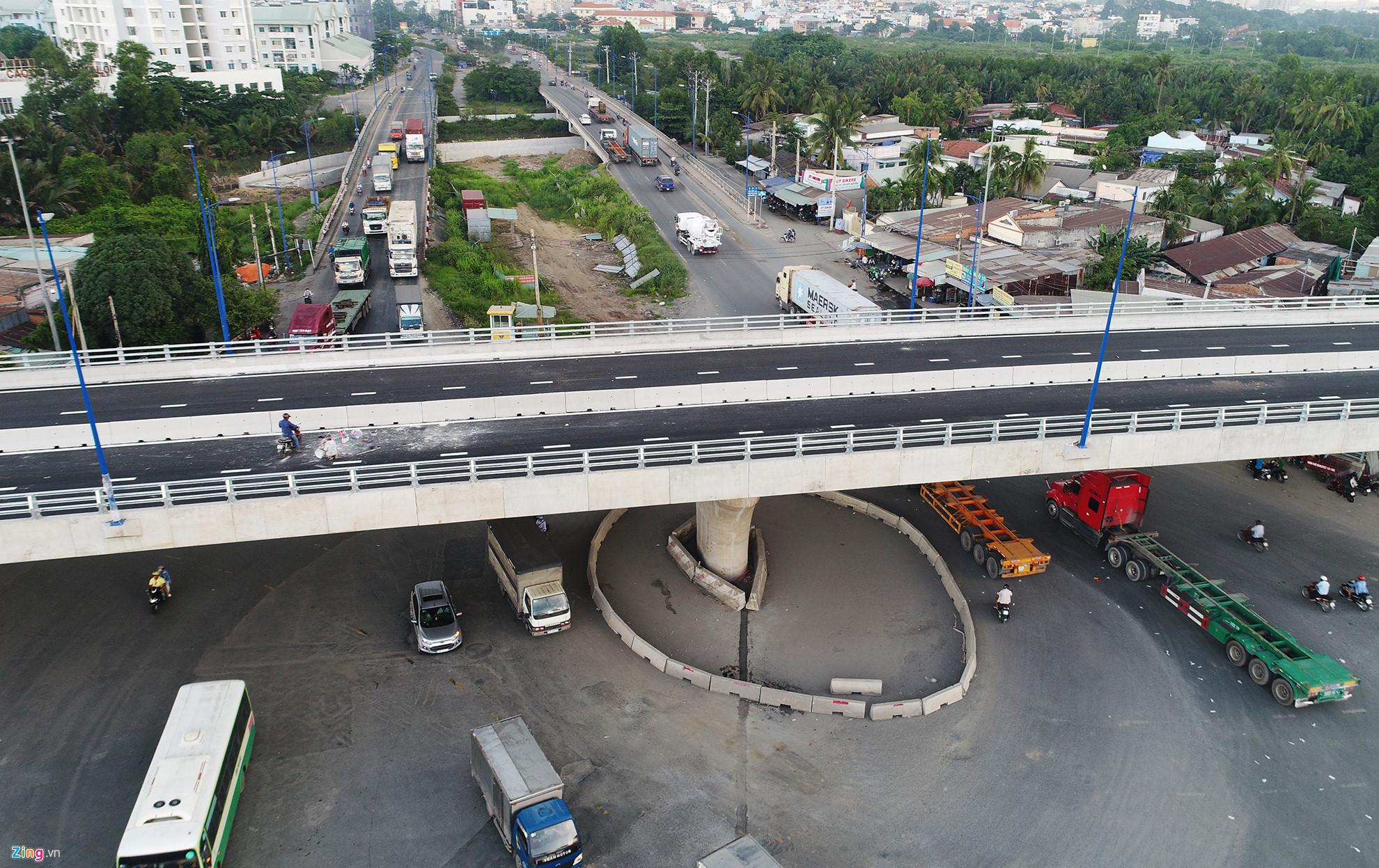 Nút giao thông Mỹ Thủy được thông xe toàn tuyến gồm Hầm Chui và Cầu Vượt thúc đẩy giá BĐS khu vực tăng nhanh - Khang Điền HCM