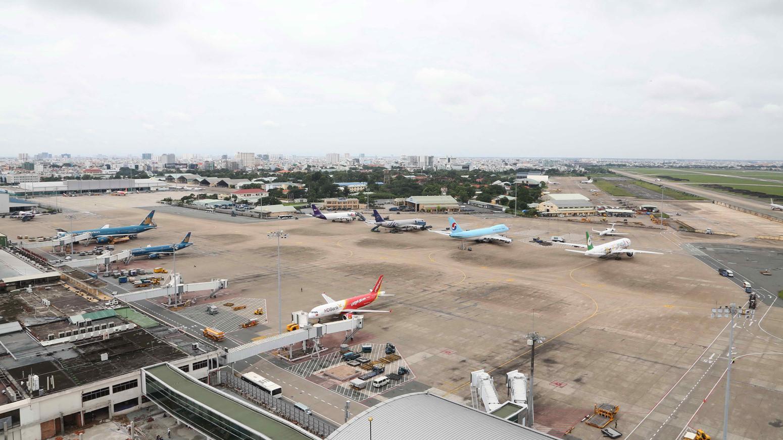 Sân bay Tân Sơn Nhất được mở rộng sẽ là động lực thúc đẩy kinh tế phát triển - Khang Điền HCM