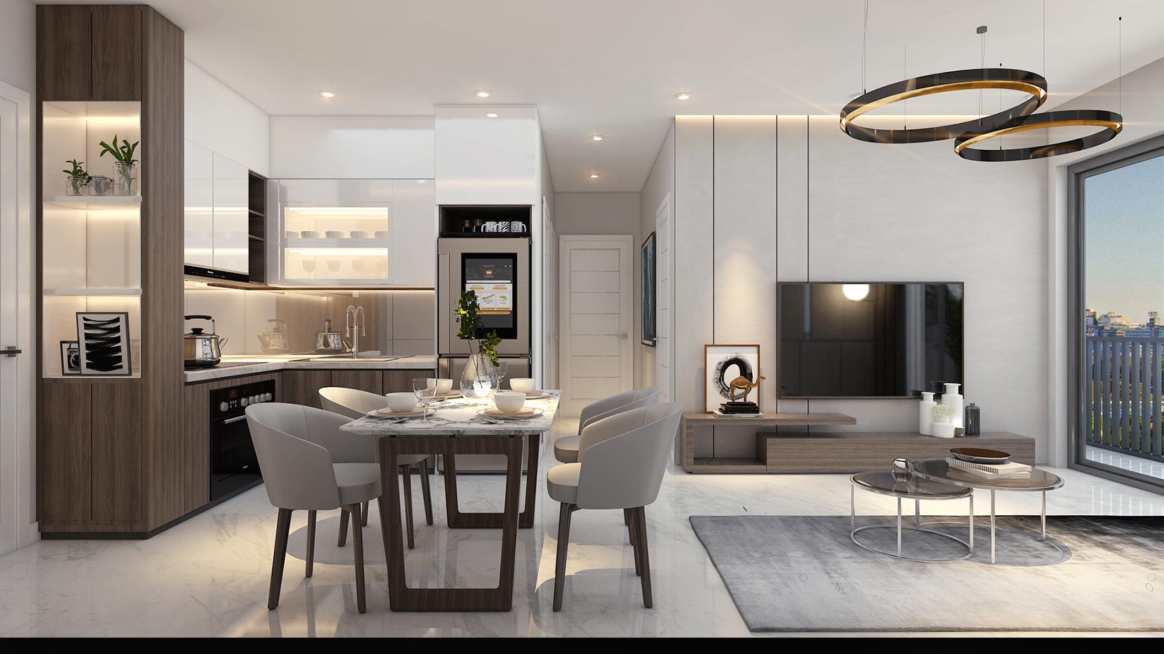 Thêm một căn hộ mang đến cho khách hàng sự hoàn hảo tại Safira Khang Điền - Khang Điền HCM