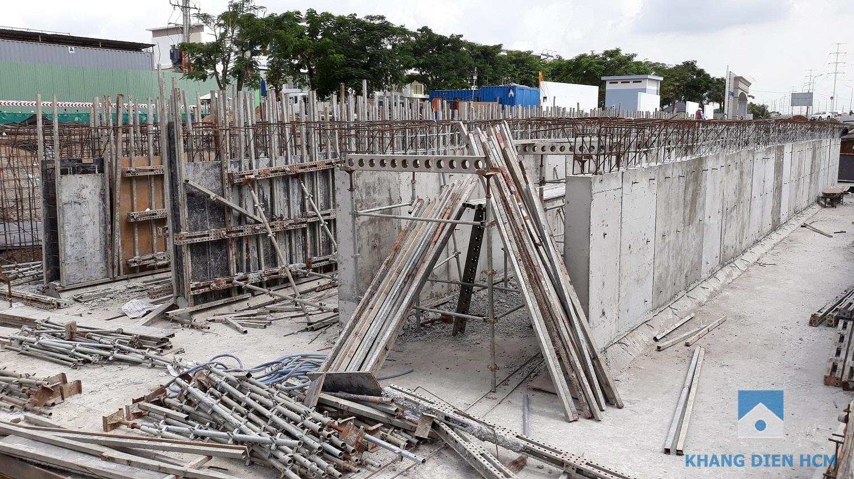 Cây cầu bắc qua Kênh Một Tấn được khởi công từ Tháng 4/2018 dự kiến tháng 12/2018 sẽ hoàn thành tạo ra diện mạo mới cho dự án Safira - Khang Điền HCM