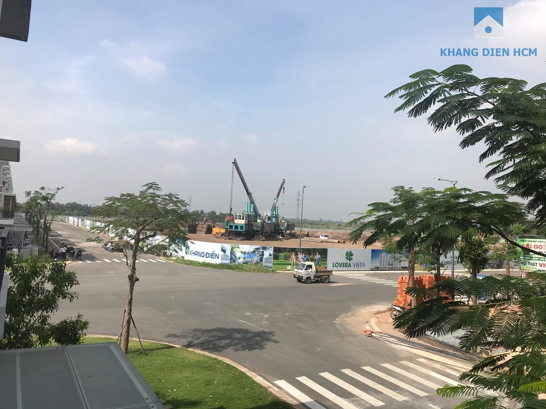 Hạ tầng kết nối xung quanh dự án đã hoàn thiện tạo thuận lợi cho cư dân về sinh sống khi dự án hoàn thành - Khang Điền HCM