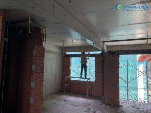 Một góc khác phía bên trong công trình Lovera Vista - Khang Điền HCM