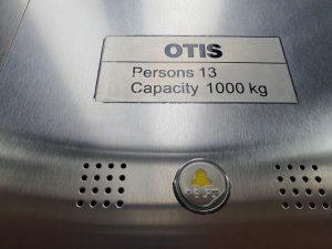 Thang máy được sử dụng tại dự án Safira là thang máy OTIS của Mỹ - Khang Điền HCM