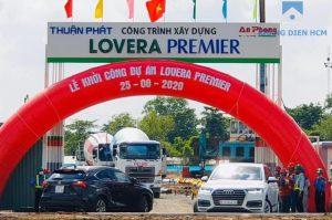 Lễ khởi công dự án nhà phố Lovera Premier Bình Chánh được tổ chức ngày 25-08-2020 - Khang Điền HCM