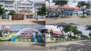 Trường học mầm non, cấp 1, cấp 2 đã hiện hữu và đang phục vụ cư dân tại dự án - Khang Điền HCM