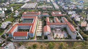Hệ thống trường học mầm non, cấp 1, cấp 2 phục vụ cư dân tại dự án đã đi vào hoạt động từ nhiều năm nay - Khang Điền HCM