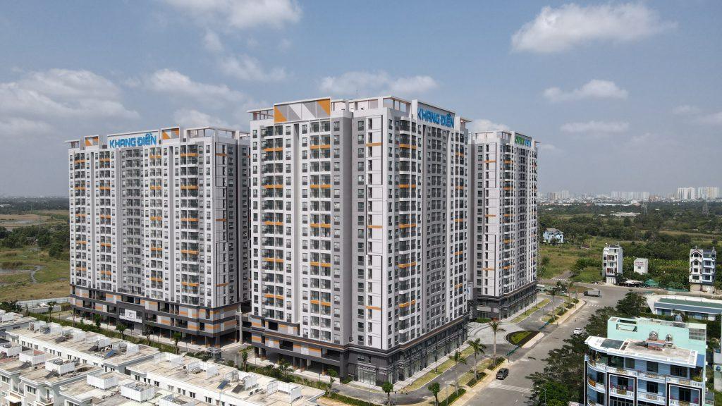 Dự án Lovera Vista Bình Chánh tháng 02/2021 - Khang Điền HCM