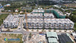 Thêm góc nhìn từ Block R vào dự án Lovera Premier hướn về đường Trịnh Quang Nghị - Khang Điền HCM