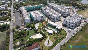 Hình ảnh thực tế dự án Lovera Premier Tháng 03 - 2021 - Khang Điền HCM