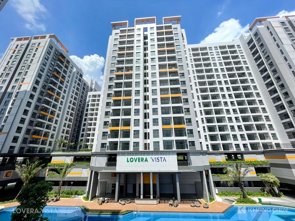 Bàn giao đồng loạt 5 Block mang lại sự thoải mái cho cư dân Lovera Vista - Khang Điền HCM