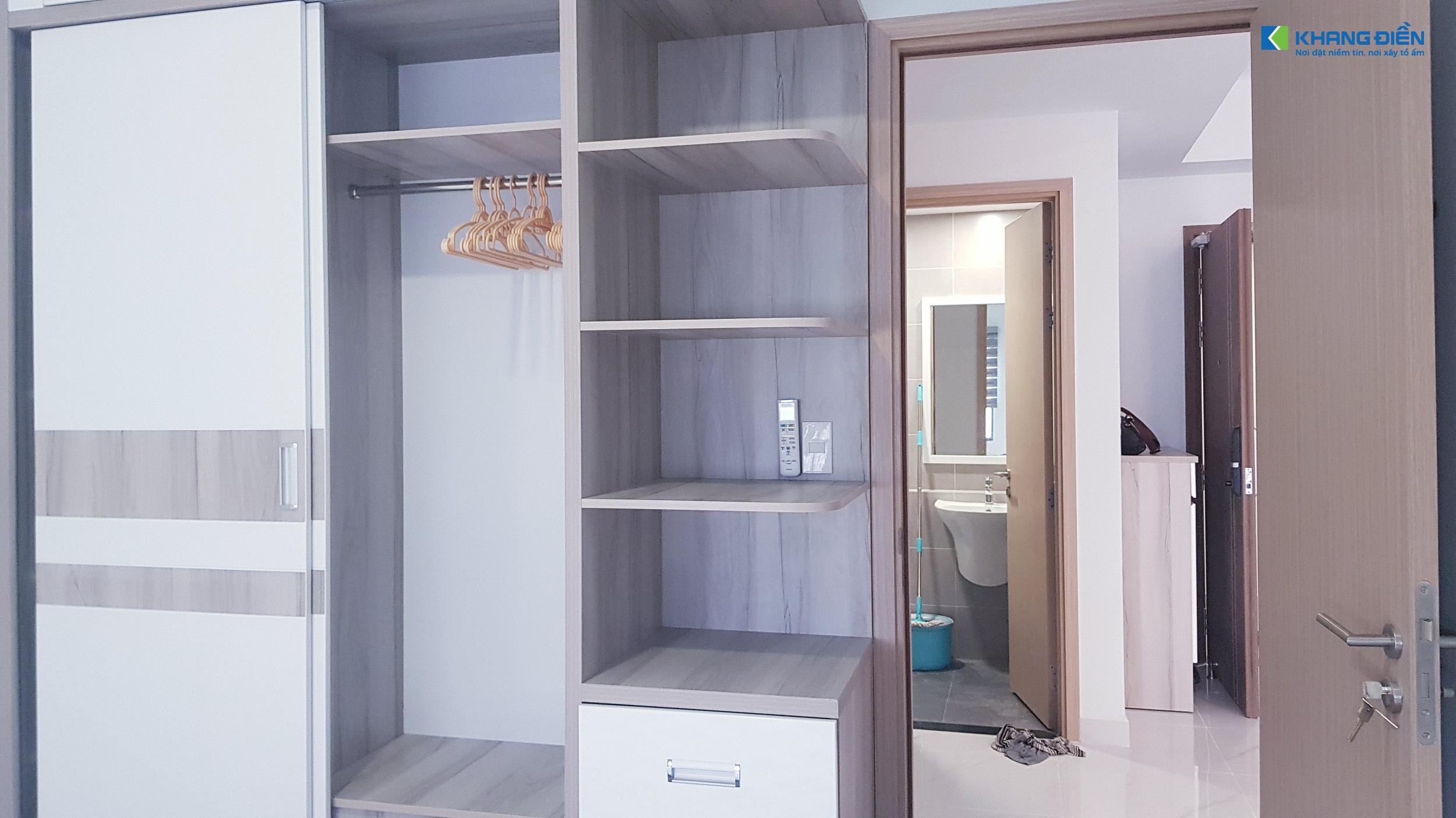 Một góc khác tại Phòng Ngủ căn hộ 52m2 Lovera Vista Khang Điền - Khang Điền HCM