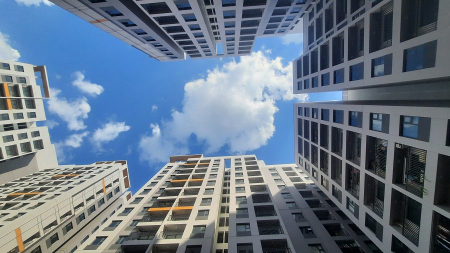 Dự án Lovera Vista Bình Chánh được tổng thầu An Phong xây dựng và hoàn thiện ở mức độ cao - Khang Điền HCM